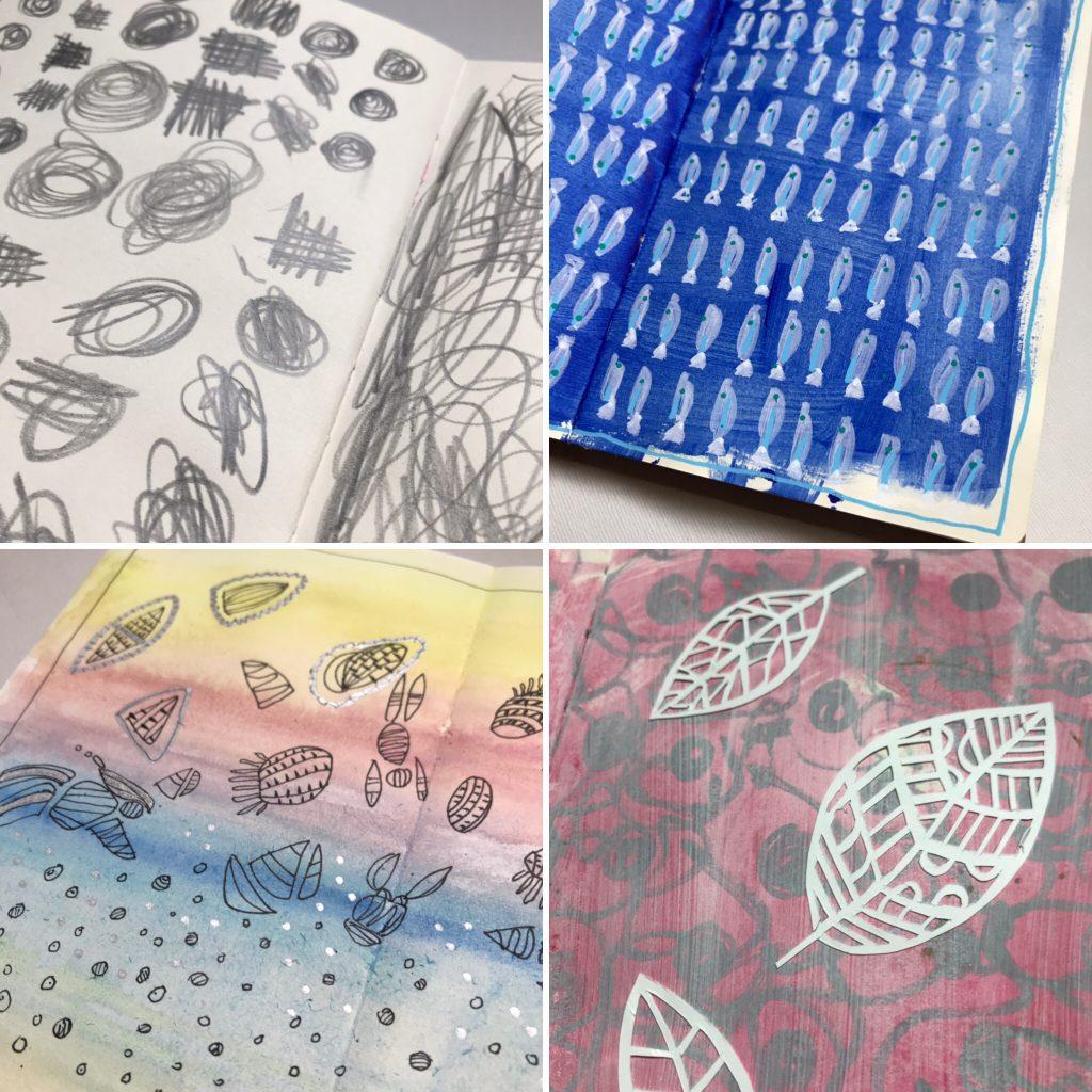 Kunst dagboek